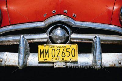 1958 Ford - Cuba 1