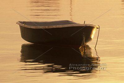 Lone dinghy 1