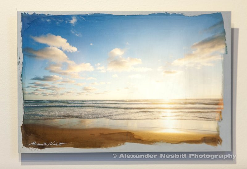 perfect beach, ©Alexander Nesbitt