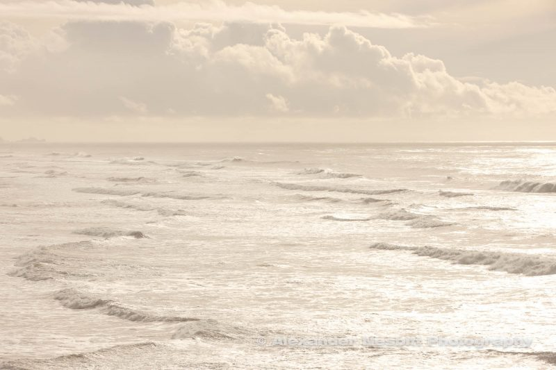 The Pacific Ocean fine art photograph by Alexander Nesbitt