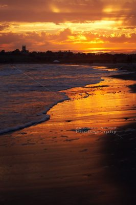 Golden Sunset - 2nd Beach 1