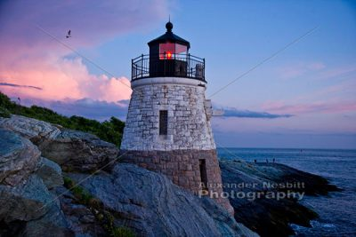 Castle Hill Lighthouse 1