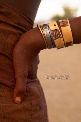 Himba Woman's Arm 1