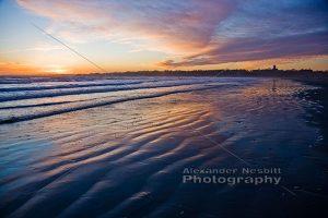 Winter Sunset - 2nd Beach 1