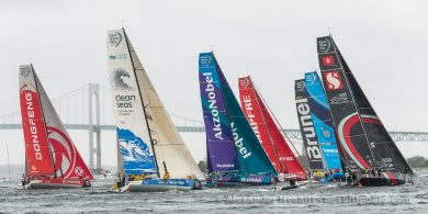 Newport Volvo Ocean Race stop over