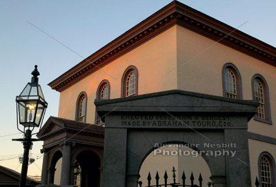 Touro Synagogue 1