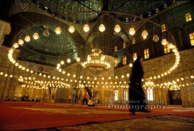 Mosque Lights 1