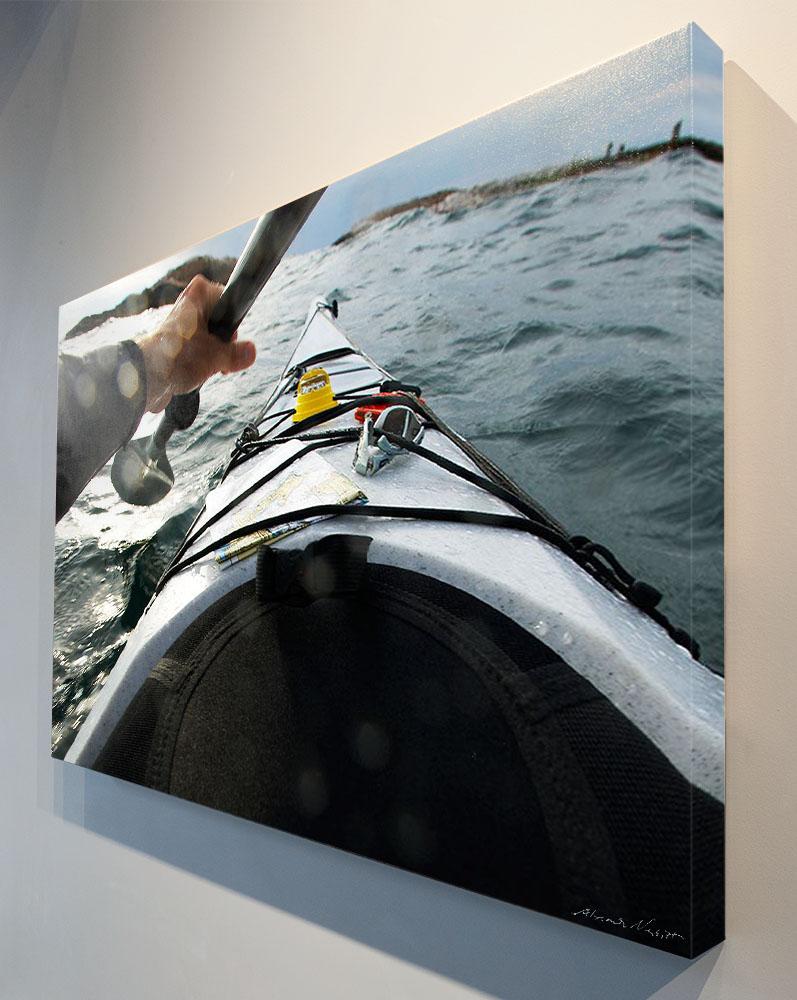 kayak exploration blink gallery