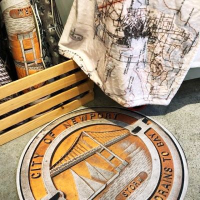 Newport gift special floormat and blanket