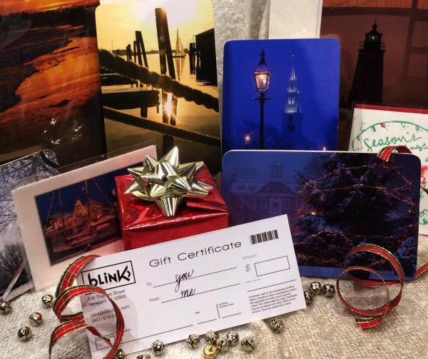 blink gift certificate