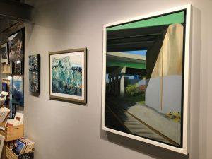 salon de refuses, blink gallery, newport