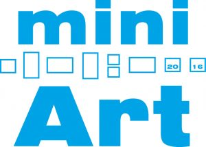 mini art show logo