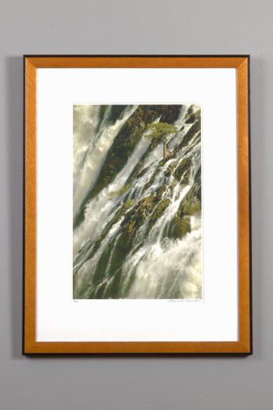 framed 11x14 print