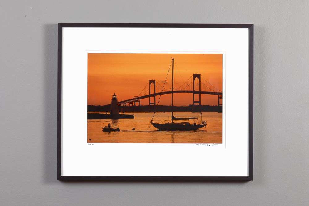 framed 11x14
