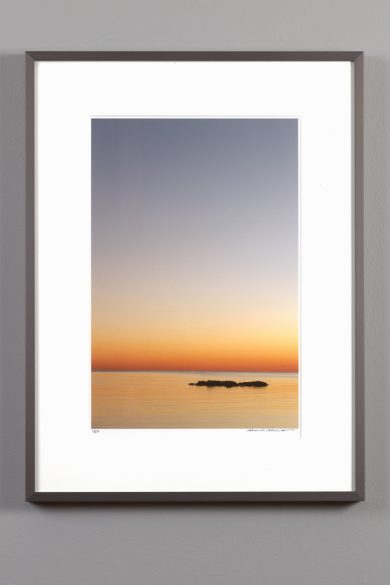 11x14 kings beach image framed