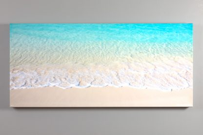 Photograph of the Water's Edge in Anguilla by Alexander Nesbitt
