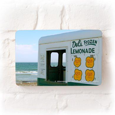 Del's truck Photo block