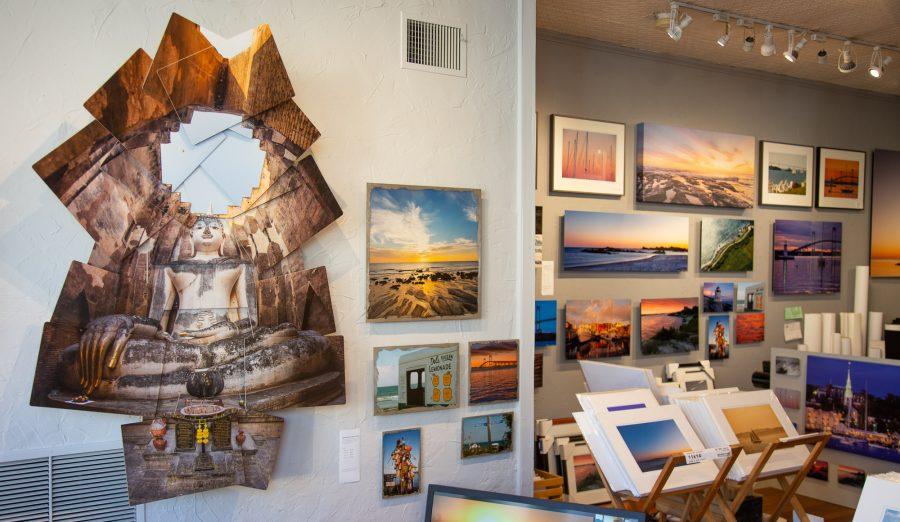 Blink Gallery interior