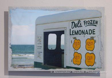 del's lemonade, alexander nesbitt