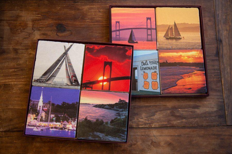 Newport coasters