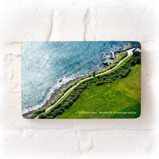 Aerial view of Cliffwalk