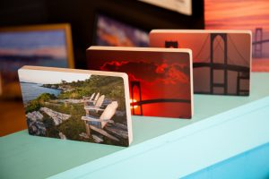 handmade photo blocks by Alexander Nesbitt