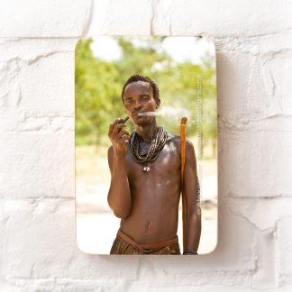 Himba Man, Namibia